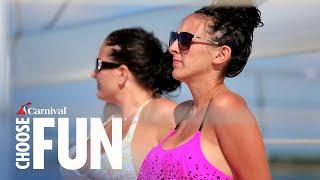 Deluxe Beach, Catamaran Sail & Snorkel - Cozumel, Mexico