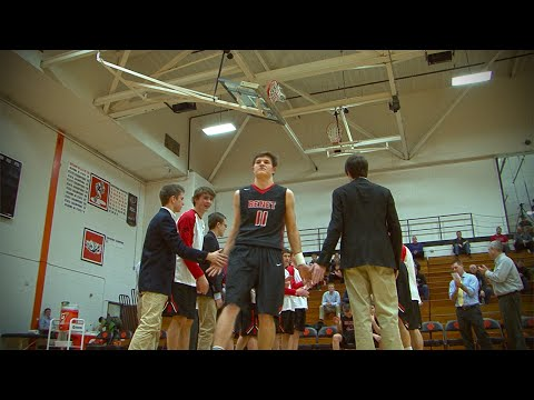 Benet Academy vs. Notre Dame, Boys Basketball // 01.18.16