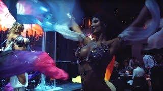 Зажигаем На Вечеринке! Восточное шоу в ресторане Сибирь Москва