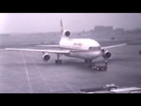 Lambert-St. Louis International Airport 1981