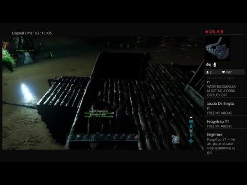 Ark survival Evolved The Island Ultimate Challenge pt 3