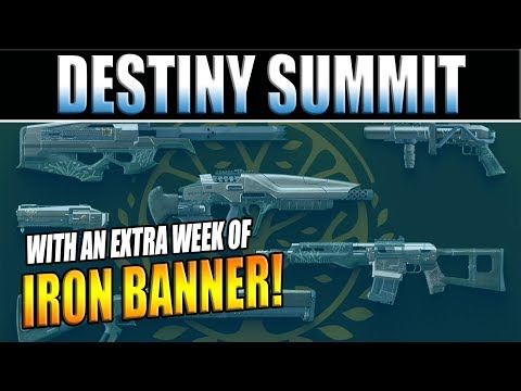 Destiny 2 News | SURPRISE! Bungie Dev Confirms One More Iron Banner in Season 2!
