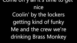 Video Beastie Boys- Brass Monkey Lyrics download MP3, 3GP, MP4, WEBM, AVI, FLV Agustus 2018