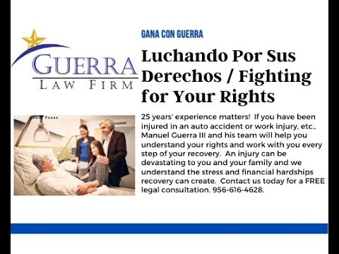 Guerra Law Firm P.C. McAllen, TX - Who we are