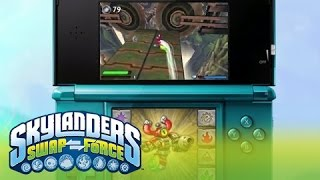Trailer: Skylanders Swap Force on 3DS l SWAP Force l Skylanders