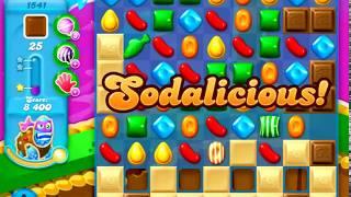 Candy Crush Soda Saga Level 1541 - NO BOOSTERS **
