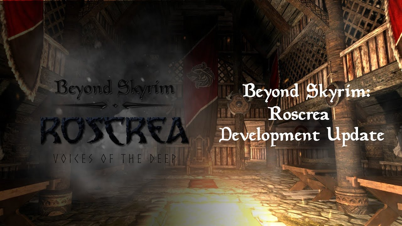 Everything we know about Beyond Skyrim: Roscrea