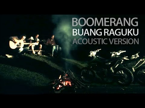 Boomerang - Buang Raguku (Acoustic Session) Reboisasi Mp3