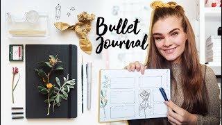 BULLET JOURNAL Design Ideen für Anfänger // I'mJette
