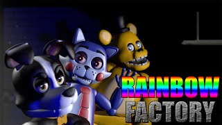 Repeat youtube video SFM FNAF And fan games Collab - Rainbow Factory
