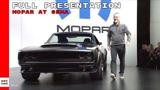 Mopar Full Presentation At SEMA Featuring Hellephant