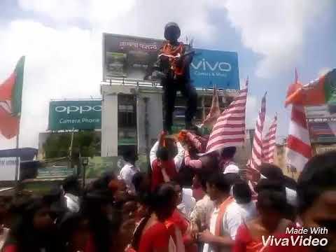 अंतराष्ट्रीय आदिवासी दिवस पर राजधानी राची में उमड़ी जन सैलाब