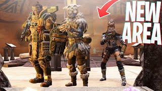 First Look at the NEW Area Coming to Apex Legends! - The Old Ways Event