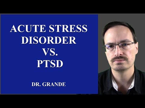 The Main Difference Between Acute and Chronic Stress