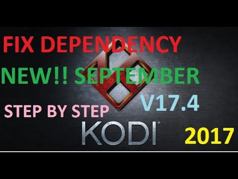 NEW!! Updated (check newest video) failed to install dependency (FIXED) step by step