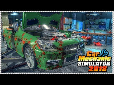 Car Mechanic Simulator 2018 - Fixing Ferrari Enzo & Garage Upgrades | Ep. 3