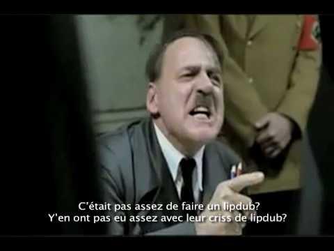 Hitler déteste l