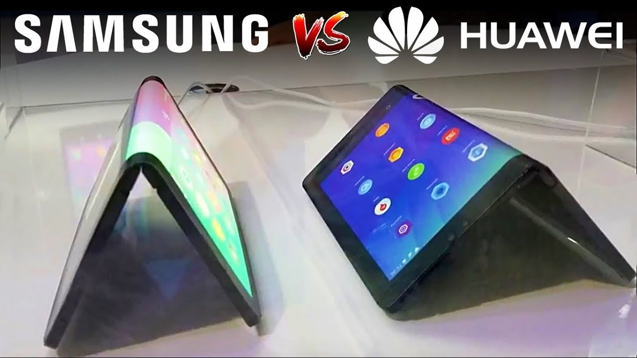 Huawei Could Beat Samsung To World's First Foldable Phone | Apple Struggling With HomePod