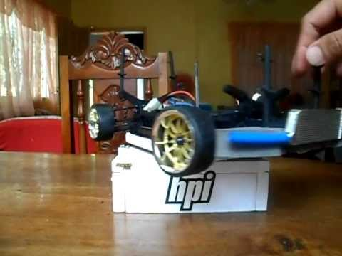 Diy Car Stand W Turntable Youtube