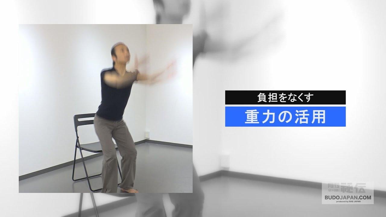 JIDAI先生【脳の書き換え体操】身体の天才性を発揮するユニークな訓練法 How to develop your movement by artmime method