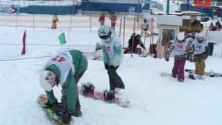 Чемпионат России по сноуборду в дисциплине big-air
