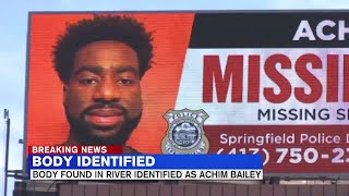 Body found in CT River Friday identified as 23-year-old Achim Bailey
