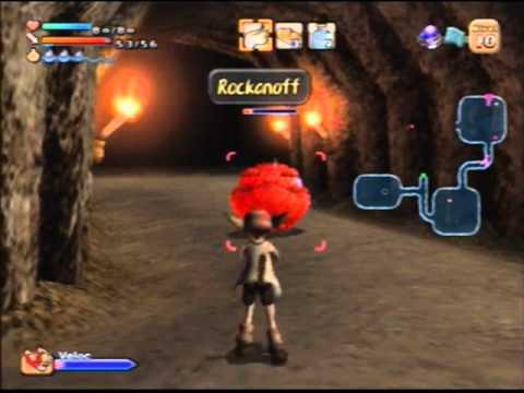 Dark Cloud - PS2 - Gameplay