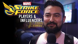 The Players and Influencers of Marvel Strike Force