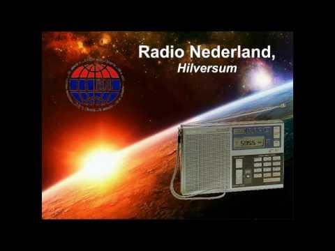 "RADIO INTERVAL SIGNALS - ""Radio Nederland"""
