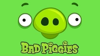 Makers of Angry Birds Release Bad Piggies. Play As The Pigs!