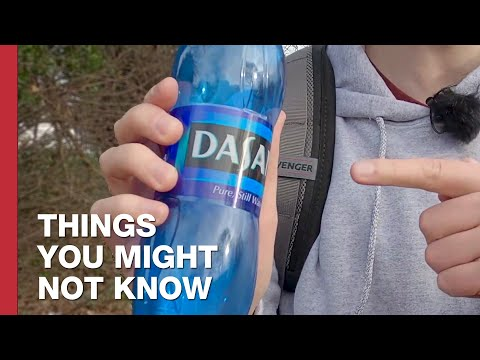 Why You Can't Buy Dasani Water in Britain