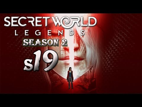 Secret World Legends S2.019 - Foundations Part 1 – The Great Beast