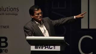 PADMAN Gets Standing Ovation at IIMPACT2014  - Arunachalam Muruganantham