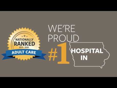 UI Hospitals & Clinics ranked among nation's best