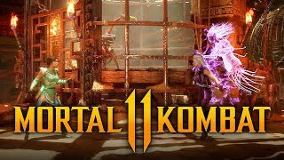 MORTAL KOMBAT 11 - NEW Sindel IN-GAME Screenshot Revealed By Ed Boon!