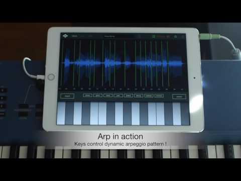 ReSlice - Audio Slice Machine for iPad/iPhone
