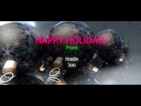 Holidays Wishes from Studio 300