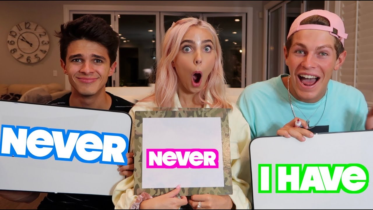 Download NEVER HAVE I EVER WITH BRENT RIVERA AND BEN AZELART