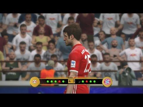 RB Leipzig vs