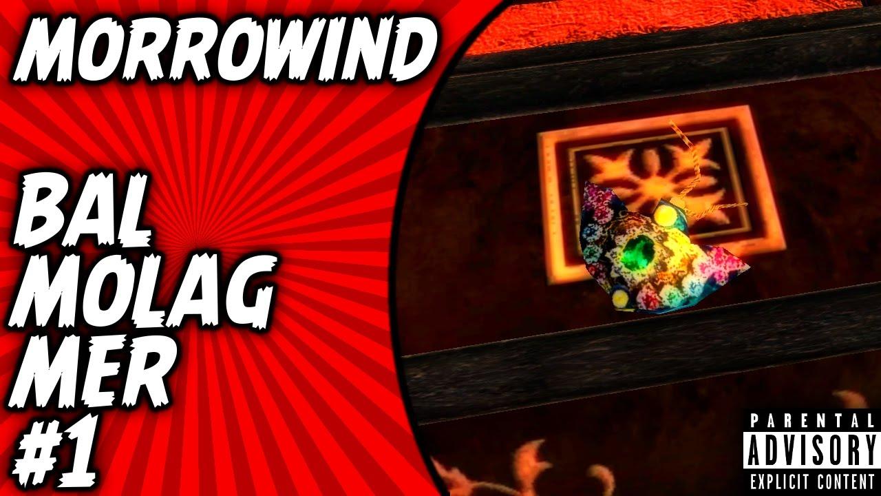 Morrowind/OpenMW Quests , Bal Molagmer 12 The Hlervu Locket