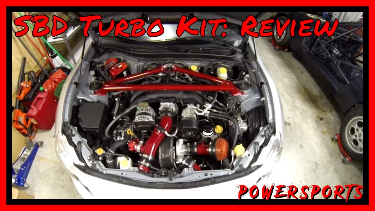 Scion Frs Turbo >> 1-Year Review: SBD Stage 2 Turbo Kit - BRZ, FR-S, 86 - YouTube
