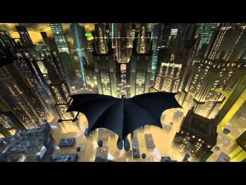 Batman Arkham City: Exploring Gotham City