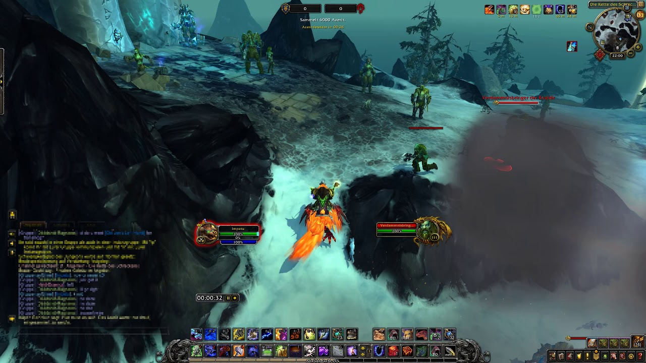 World of Warcraft - If One Player Turns Off XP All Party Members' XP