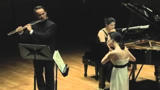 J.S. Bach: Double violin concerto in D-minor, BWV 1043. I. Vivace