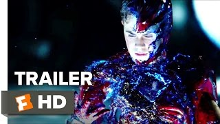 Power Rangers Official International Trailer 1 (2017) - Bryan Cranston Movie thumbnail