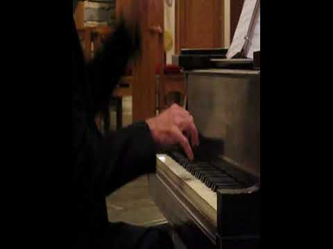 Fr. Denis Wilde performs Carousel Waltz by Richard Rodgers - Part Three