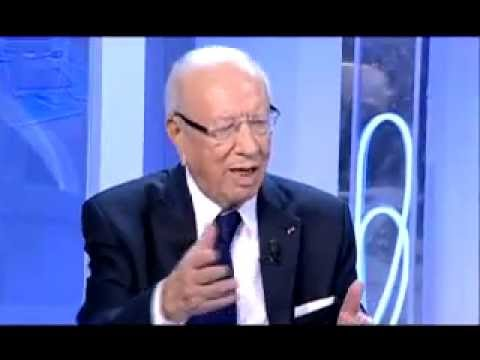 Interview Exclusive de BEJI CAID ESSEBSI sur Nessma