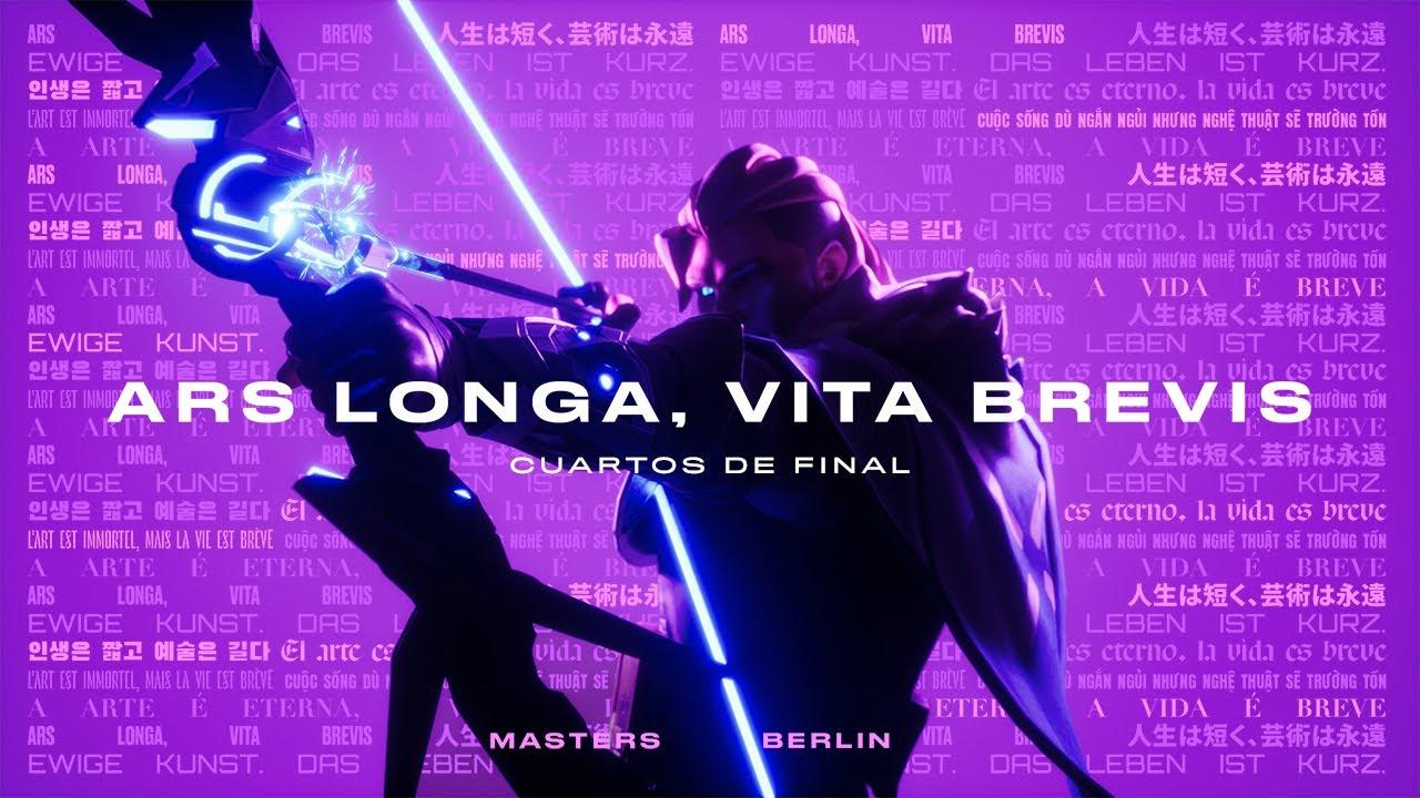 Download [ESP] VALORANT Champions Tour Stage 3 - Masters Berlín - Cuartos de Final