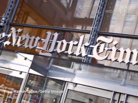 New York Times Reporter Expelled from China