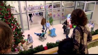 DE GROETEN VAN MIKE! Clip: Rolstoel Race